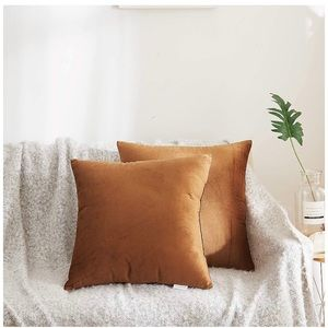 Acanva Collection throw pillows